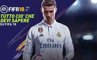 fifa 18  ea sports  calcio