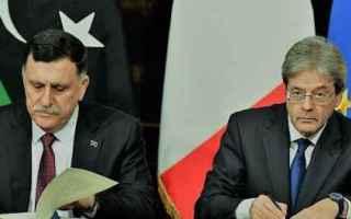 dal Mondo: macron  italia  libia  francia