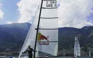 Vela: catamarani  regate  tornado  grecia
