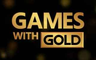 Console games: games with gold  xbox one  agosto 2017