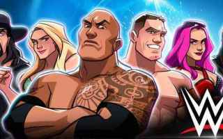 Mobile games: wrestling android iphone videogiochi