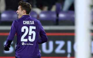 Al presidente del Napoli, Aurelio De Laurentis piace moltissimo la giovane promessa della Fiorentina