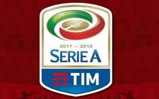 Serie A: serie a  calendario  calcio