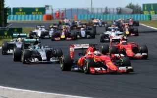 Formula 1: gran premio di ungheria