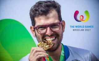 Sport: world games  olimpiade