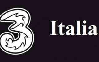 Telefonia: tre italia  3 italia  piani tariffari