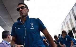 Champions League: buffon  cardiff  juventus  calcio