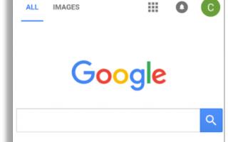 Google: google home page homepage nuovi prodotti