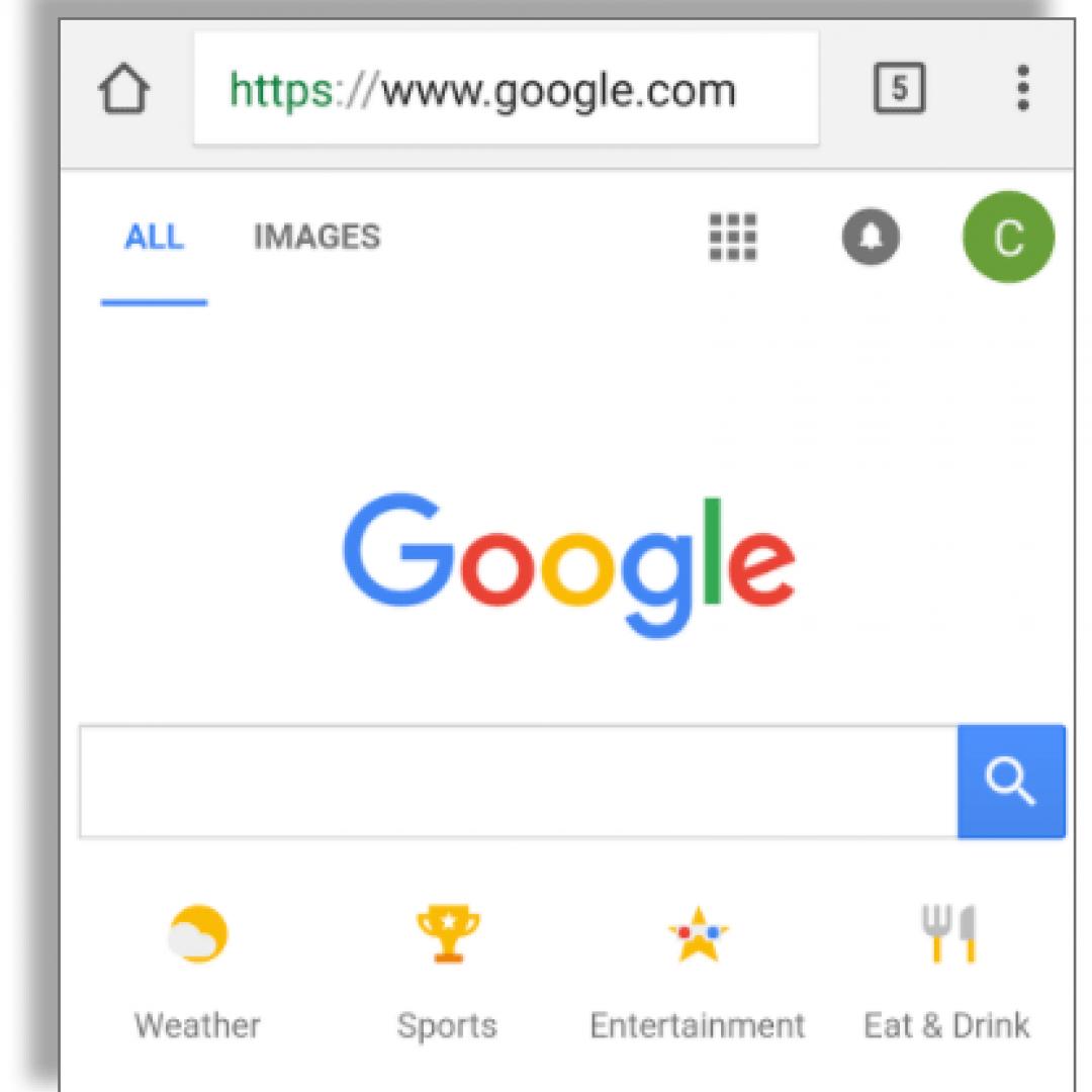 google home page homepage nuovi prodotti