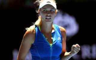 Tennis: tennis grand slam wozniacki bastad