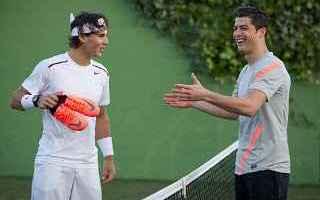 Tennis: tennis grand slam nadal ronaldo