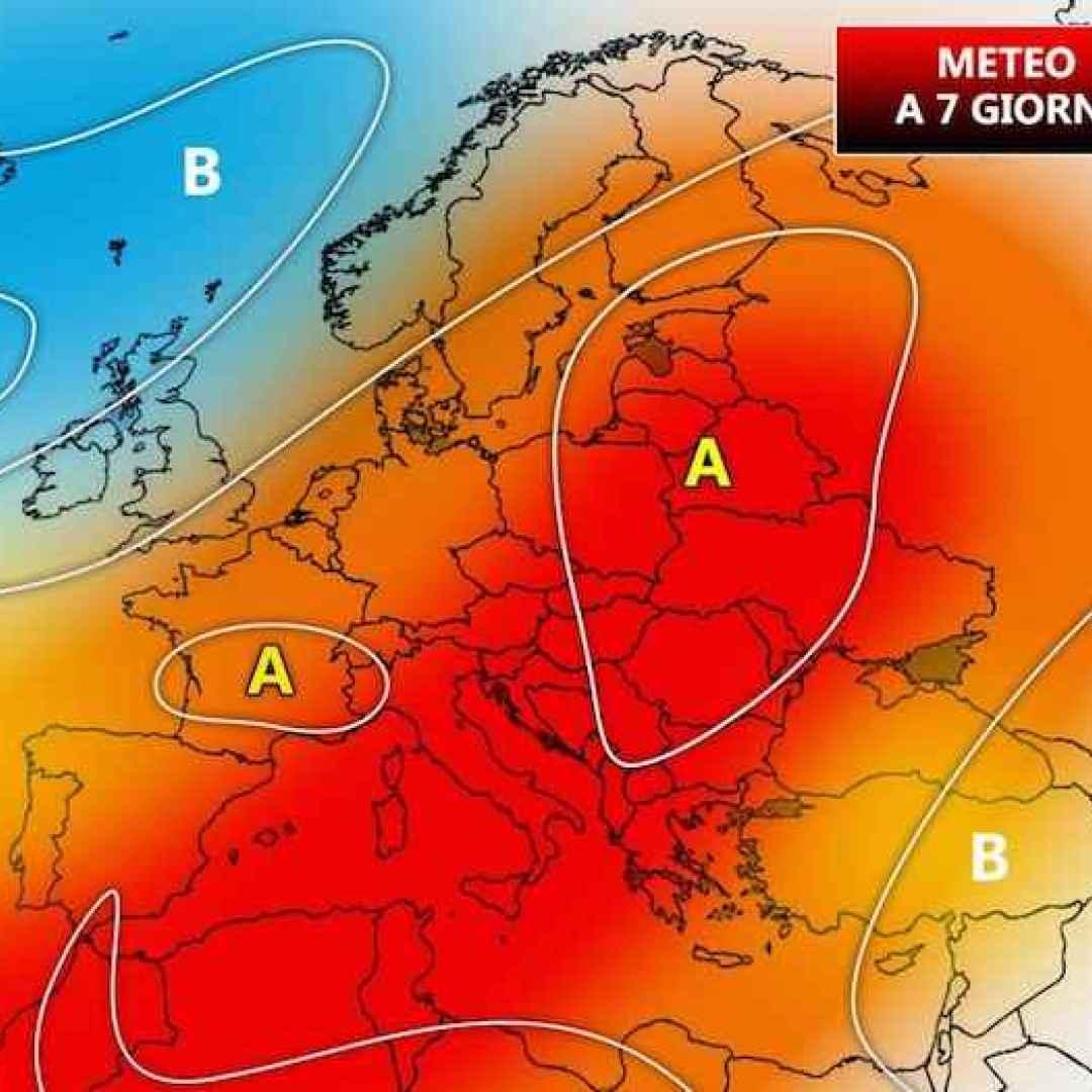 meteo  caldo  lucifero  temperature