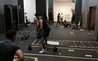 Bari: workout  fitness  allenamento