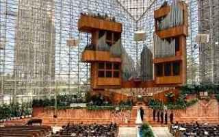 Foto: cattedrale di cristallo  chiesa