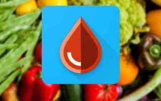 Alimentazione: dieta  salute  sangue  android