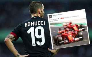 Formula 1: bonucci  ferrari  stoici  facebook