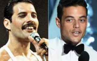 Cinema: freddy mercury queen rami malek