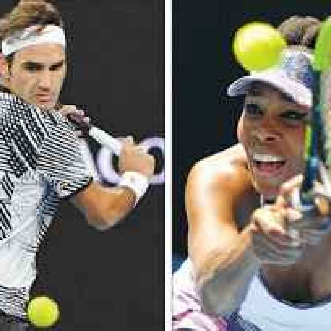 tennis grand slam venus federer