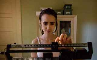 Cinema: anoressia  netflix  film