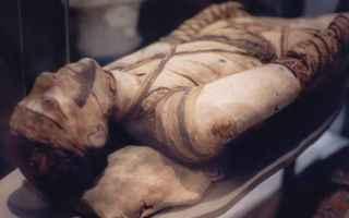 Scienze: abusir el-meleq  antichi egizi  dna