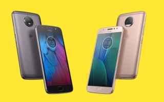 Cellulari: smartphone  motorola g5s  g5s plus