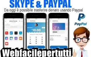 Soldi Online: skype  paypal  denaro