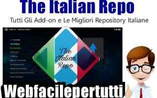 the italian repo kodi addon