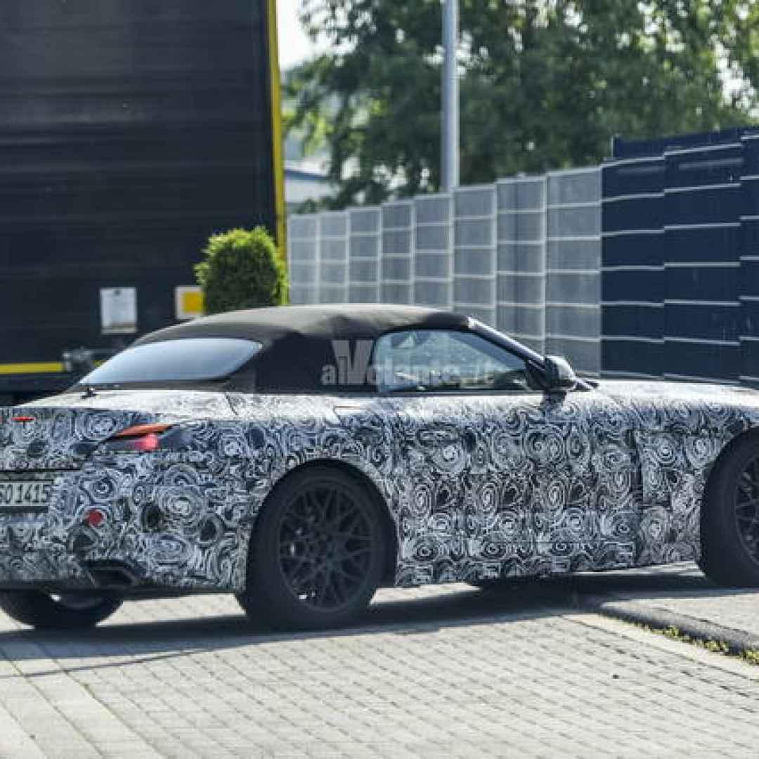 Bmw Z5 Toyota: Nuova BMW Z5, La Spider Per Eccellenza FOTO