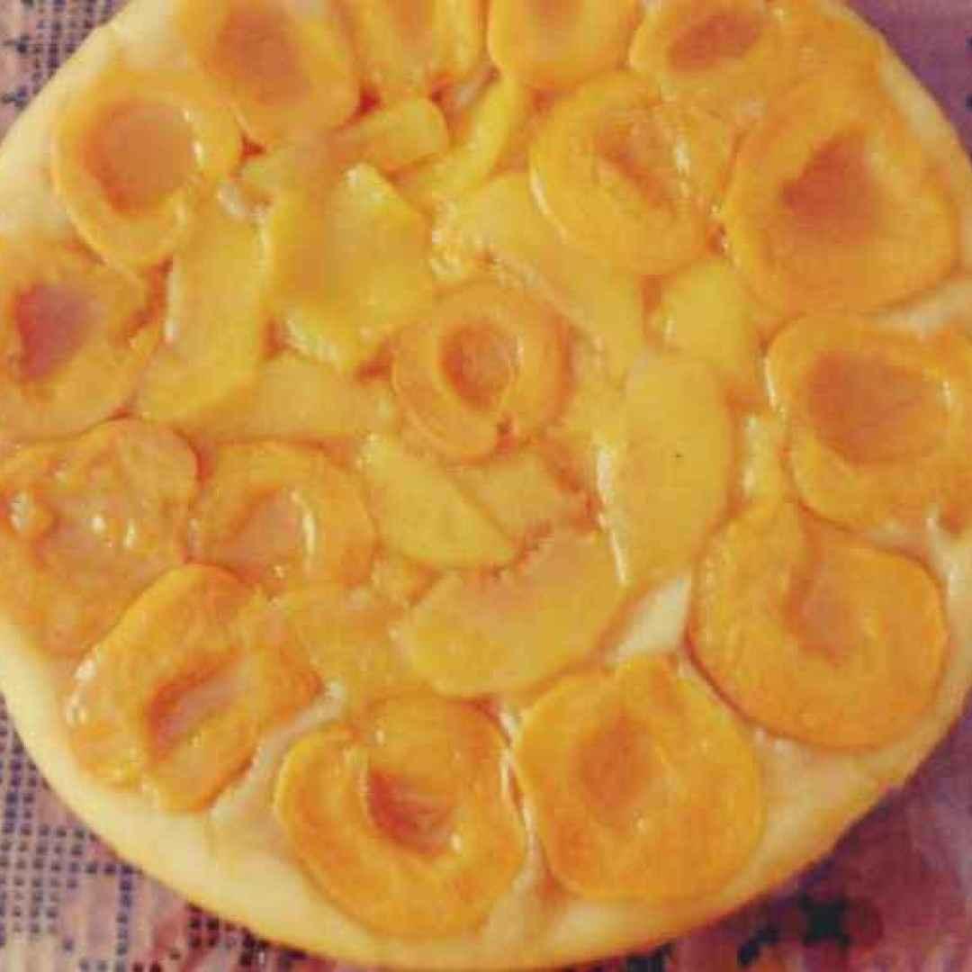 Crostata veloce con frutta di stagione - ricetta senza glutine, senza uova e senza burro