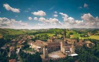 Viaggi: viaggi  emilia romagna  lambrusco  borgo