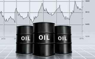 petrolio  greggio  eia  finanza
