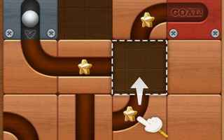 roll the ball  giochi mobile