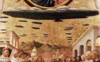 Cultura: il miracolo della neve  arte  ufo