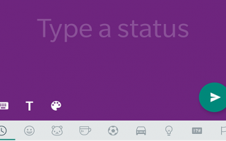 App: whatsapp  beta  android  status