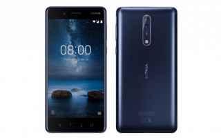Cellulari: nokia 8  smartphone  rumors