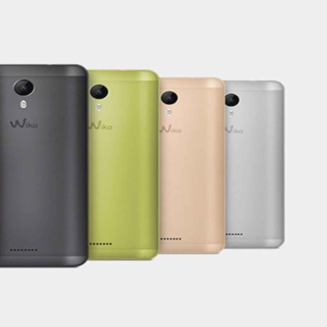 wiko  smartphone  android