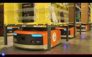 Tecnologie: tecnologia  robot  spedizioni  magazzini