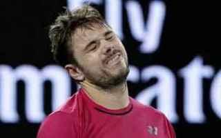 Tennis: tennis grand slam wawrinka vinci
