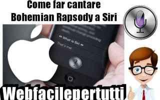 iPhone - iPad: apple  siri