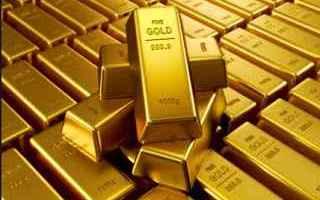 trading  oro  comex  usa  dollari