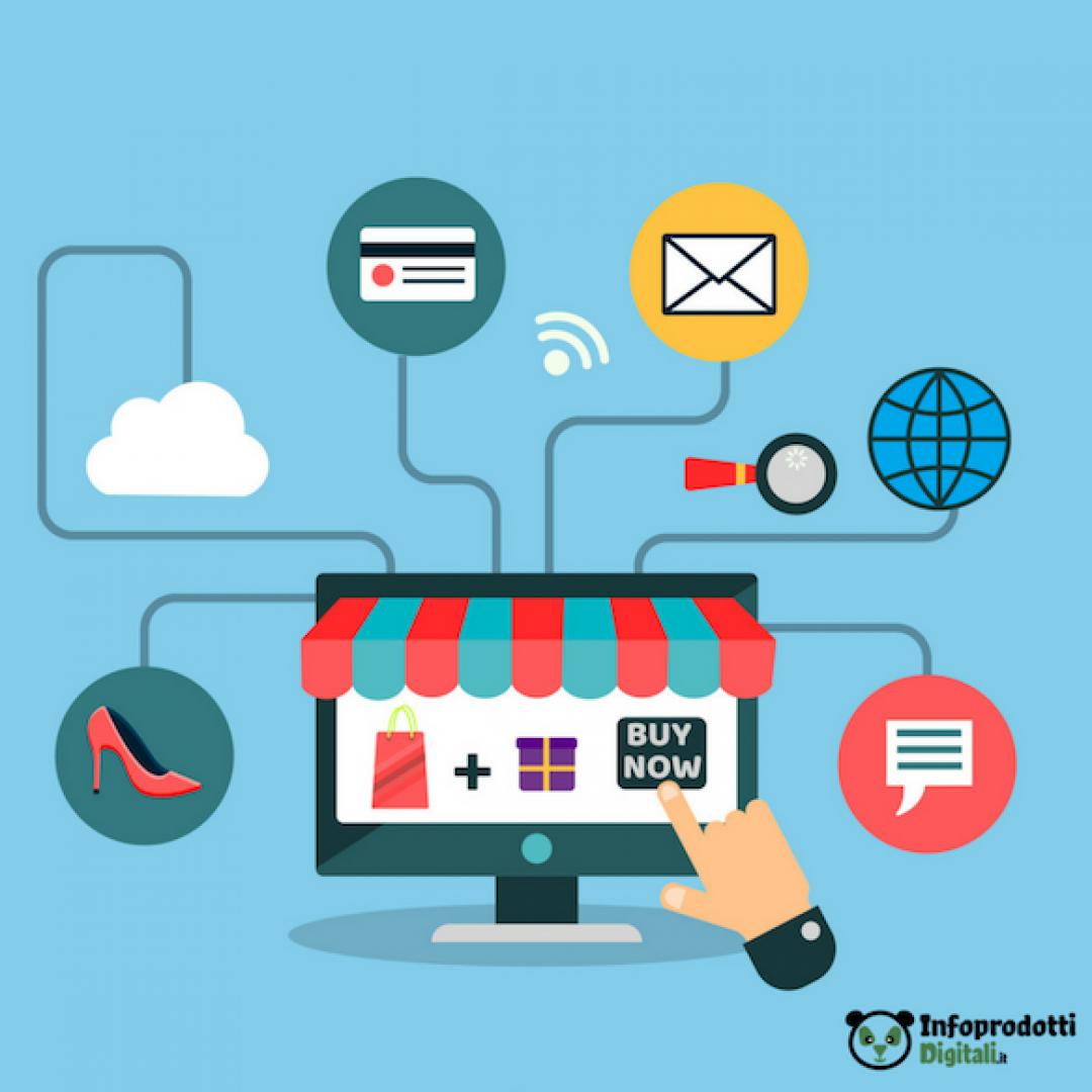 corsi online e-commerce  edu-tech
