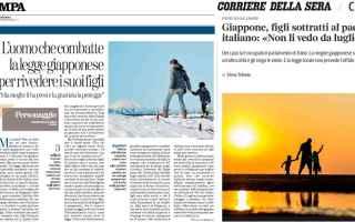 dal Mondo: bambini  italiani  rapimento  sequestro