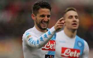Serie A: amichevole  napoli  bournemouth