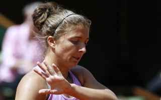 Tennis: errani  antidoping  positiva  controlli