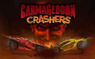 Mobile games: carmageddon  videogame  android  ios