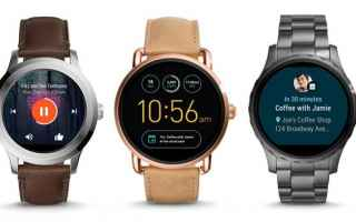 Gadget: fossil  smartwatch  android wear