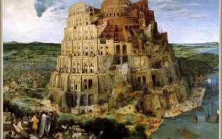 babilonia  confusione  torre di babele