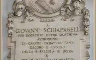 astronomia  canali  marte  schiapparelli