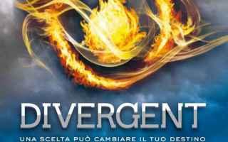 divergent  veronica roth  romanzo  saga