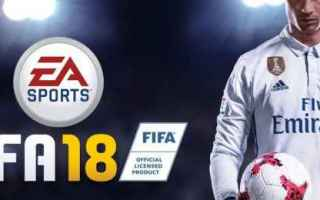 Console games: fifa 18 offerta  fifa 18 ps4  xbox one